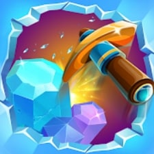 Crystal miner на Android
