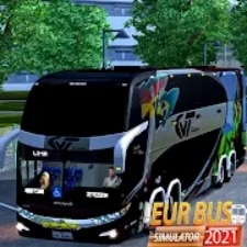 Euro Bus Simulator 2021 на Android