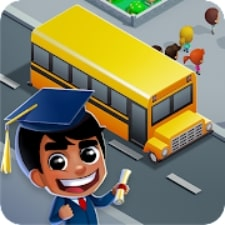 Idle High School на Android