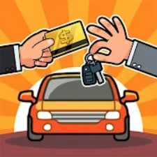 Used Car Tycoon Game на Android