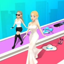 Fashion Queen Catwalk на Android